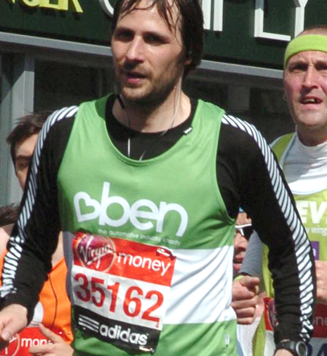 Ben Charity Neil Kennett Running