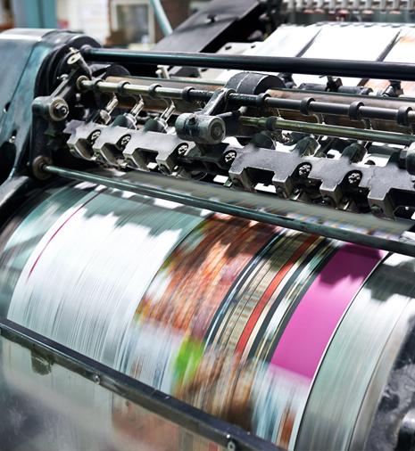 featurebank Journalism printer image